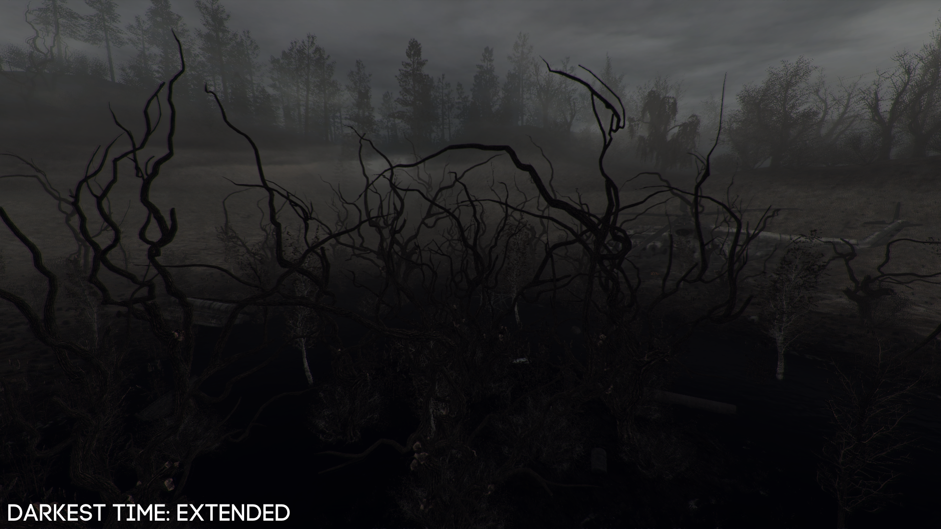 S.T.A.L.K.E.R.: Shadow of Chernobyl - Darkest Time: Extended [1.0.56] (2018/PC/Русский), Repack от SeregA-Lus