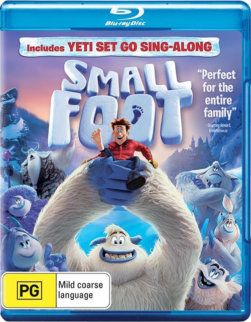 Смолфут / Smallfoot (2018) BDRip 1080p от селезень | iTunes