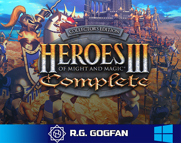 Heroes of Might and Magic 3 Complete (Ubisoft) (ENG|RUS|MULTI4) [DL|GOG] / [Windows]