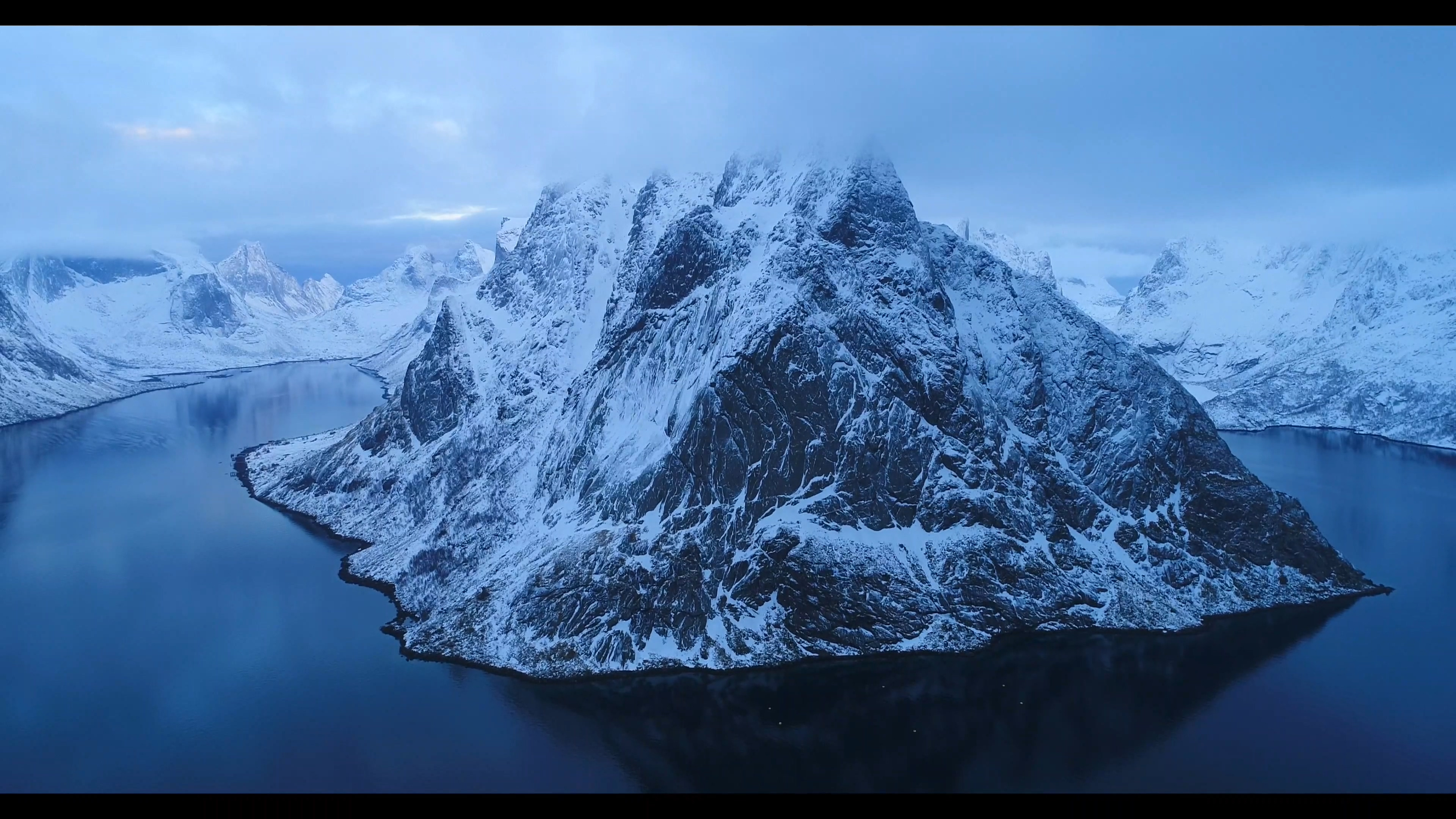 Северная Норвегия / Northern Norway (2018/WEBRip) 2160p