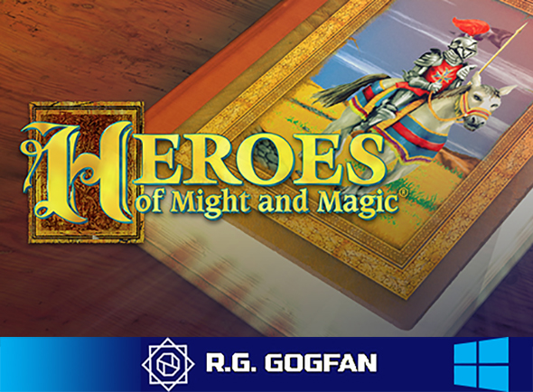 Heroes of Might and Magic (Ubisoft) (ENG|GER|MULTI4) [DL|GOG] / [Windows]