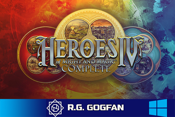 Heroes of Might and Magic 4 Complete (Ubisoft) (ENG|GER|MULTI6) [DL|GOG] / [Windows]