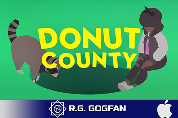 Donut County (Annapurna Interactive) (ENG RUS MULTI11) [DL GOG] / [macOS]