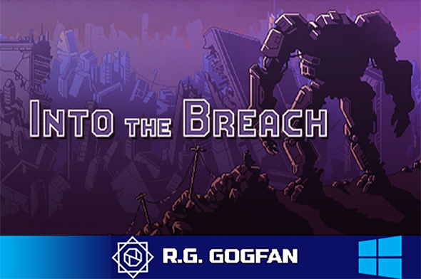 Into the Breach (Subset Games) (ENG|RUS|MULTI10) [DL|GOG] / [Windows]