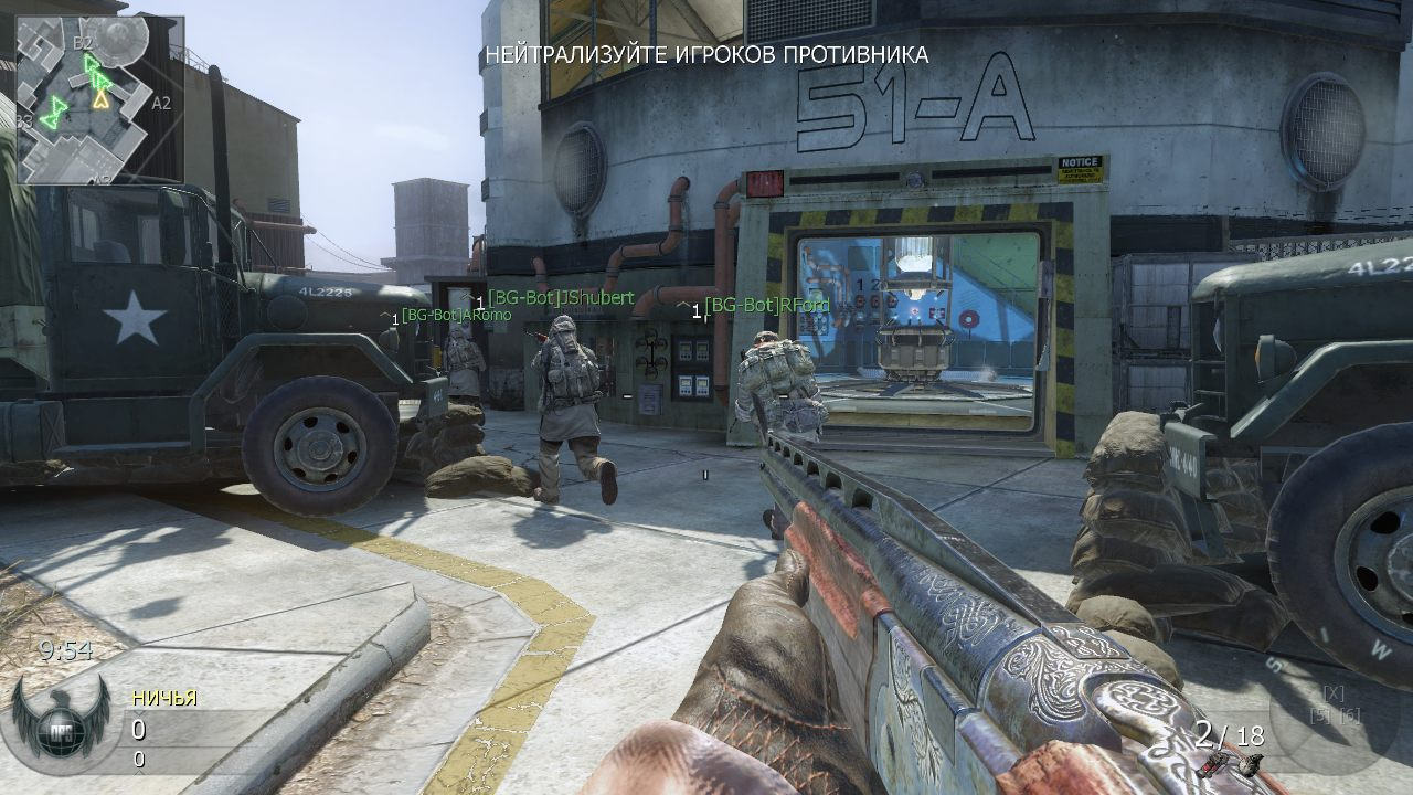 Call of Duty: Black Ops [Tekno] (2010/PC/Русский), RePack от Canek77