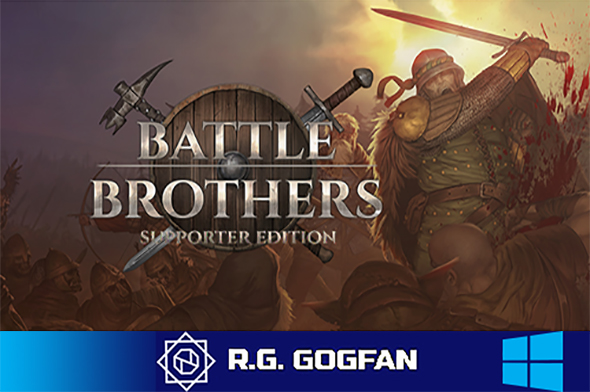 Battle Brothers Supporter Edition (Overhype Studios) (ENG) [DL GOG] / [Windows]