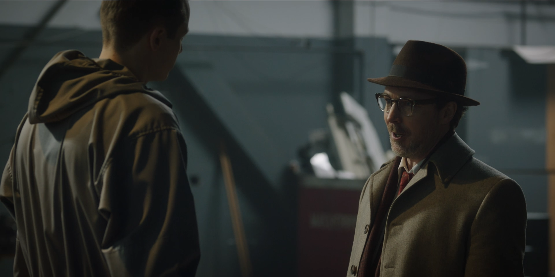 "Проект засекречен / Проект ""Синяя книга"" / Project Blue Book [S01] (2019/WEB-DL) 1080p, P, Кириллица"