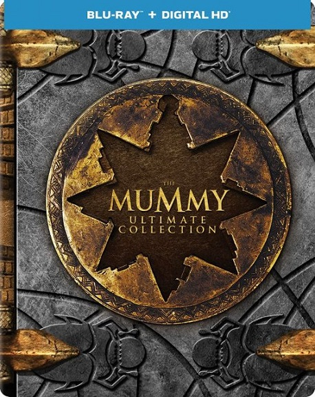 The Mummy Ultimate Collection 4 Movies (1999-2017) Multi 2160p BluRay x265 HDR DTS-HD MA 7.1-DTOne
