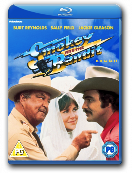 Смоки и Бандит / Smokey and the Bandit (1977) BDRip 1080p