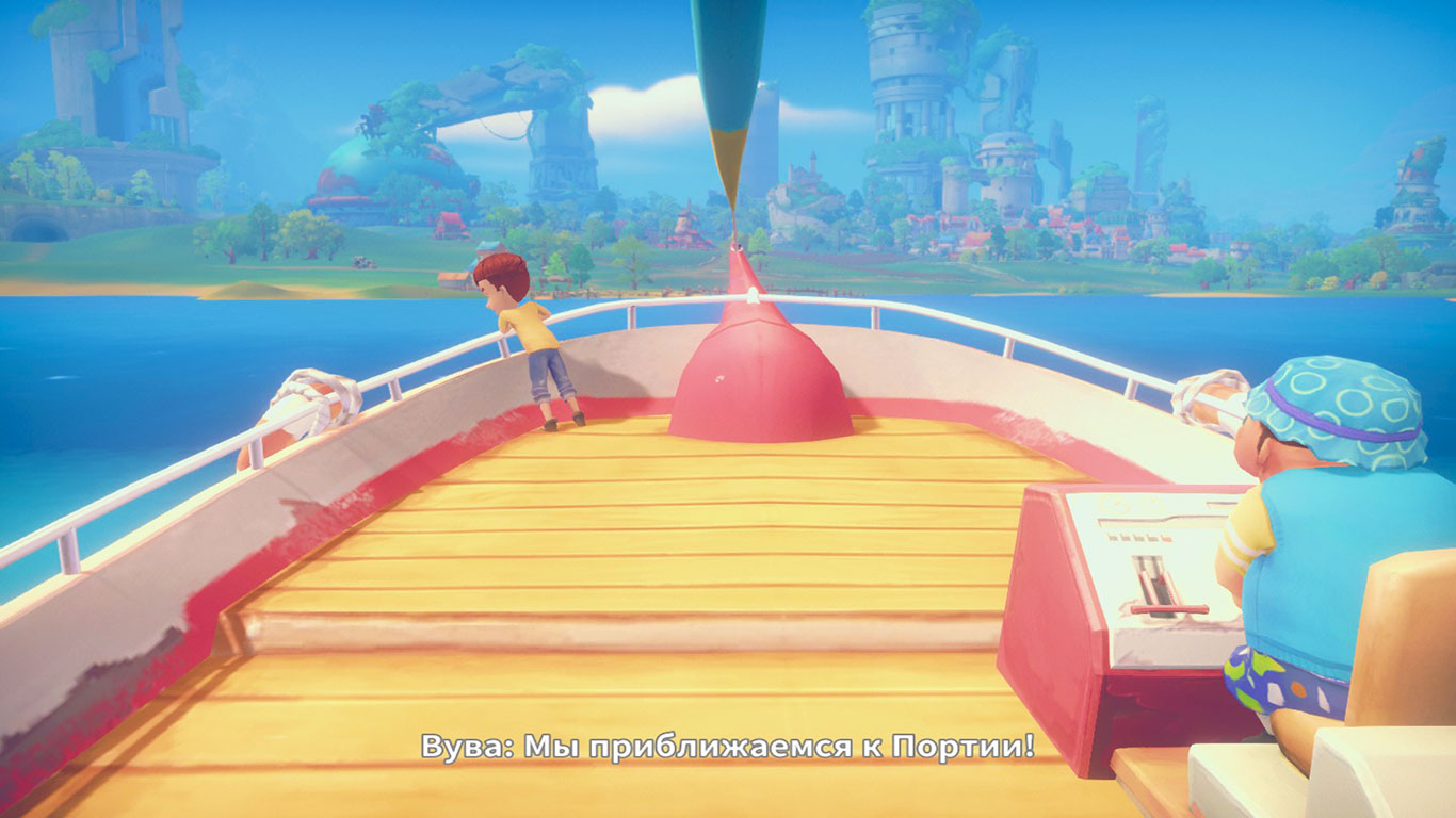 My Time At Portia [v 1.1.129790 + DLCs] (2019/PC/Русский), RePack от SpaceX