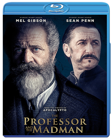 The Professor and the Madman (2019) 1080p BluRay REMUX AVC DTS-HD MA 5.1