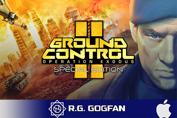 Ground Control 2: Operation Exodus Special Edition (Rebellion)  ENG MULTI4) [DL GOG] / [macOS]