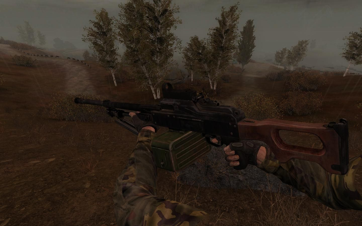 S.T.A.L.K.E.R.: Call of Pripyat - Arsenal Overhaul [1.6.02/3.1] (2009-2016/PC/Русский), RePack от SeregA-Lus