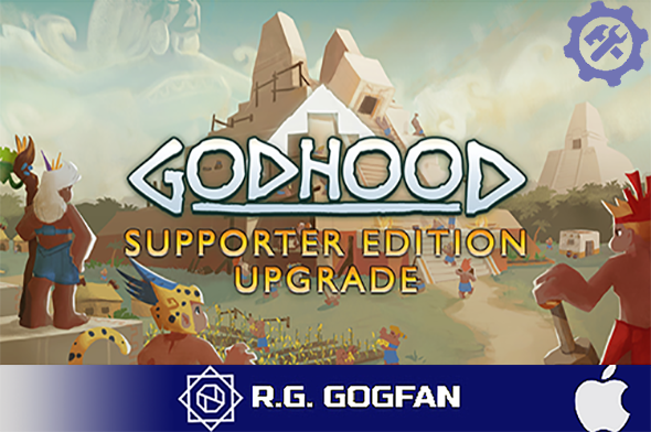 Godhood Supporter Edition (Abbey Games) (ENG RUS MULTI7) [IN DEV] [DL GOG] / [macOS]