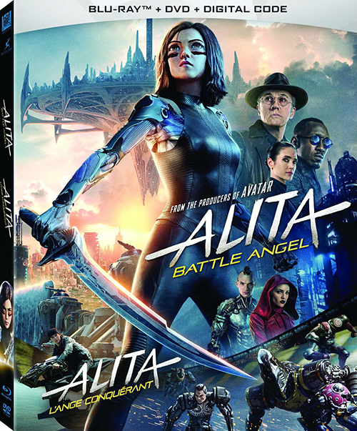 Алита: Боевой ангел / Alita: Battle Angel (2019) BDRip 720p от селезень | D, P | Лицензия