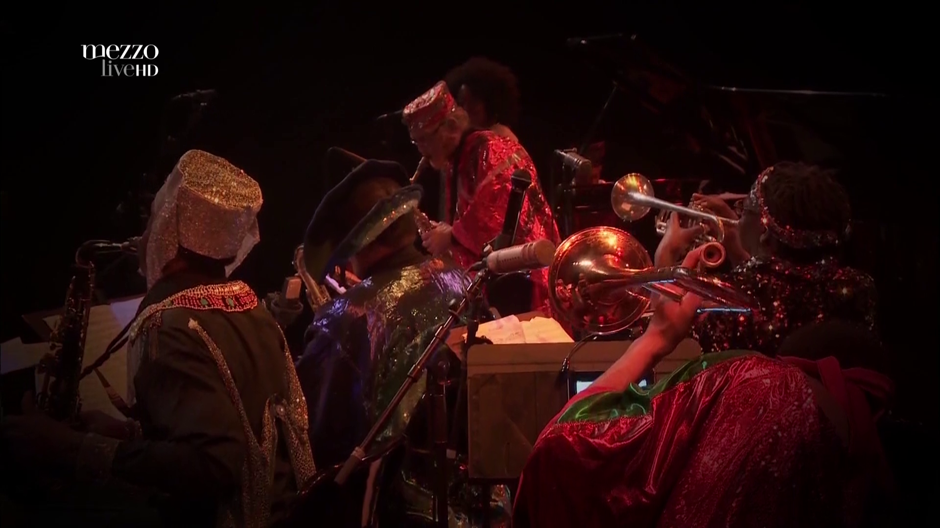2015 Sun Ra - On Stage With Ra At Banlieues Bleues [HDTV 1080i] 3