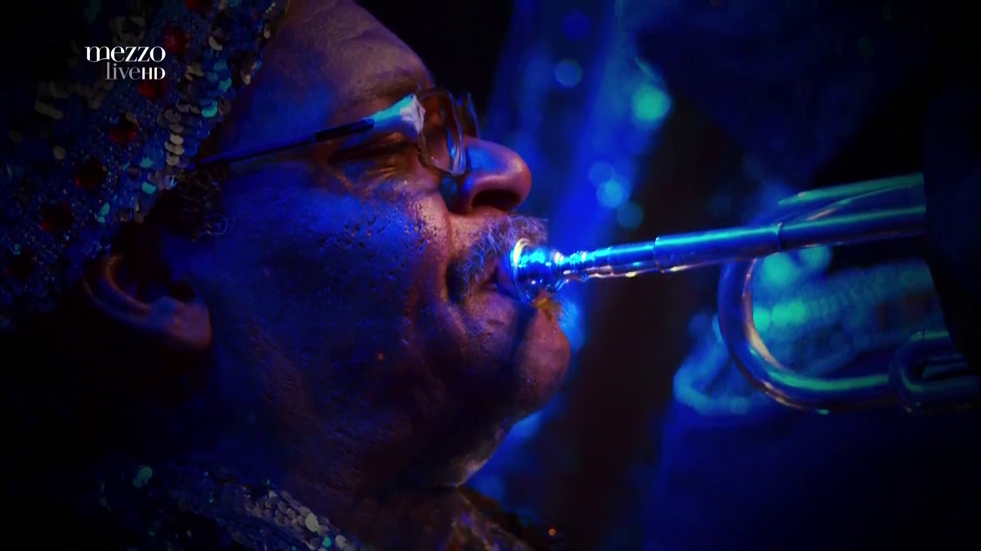 2015 Sun Ra - On Stage With Ra At Banlieues Bleues [HDTV 1080i] 1