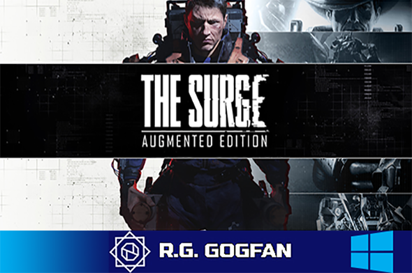 The Surge Augmented Edition (Focus Home Interactive) (ENG|RUS|MULTI11) [DL|GOG] / [Windows]