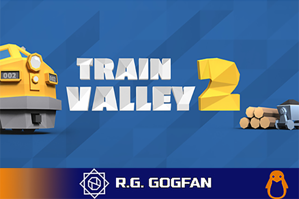 Train Valley 2 (Flazm) (ENG|RUS|MULTI14) [DL|GOG] / [Linux]