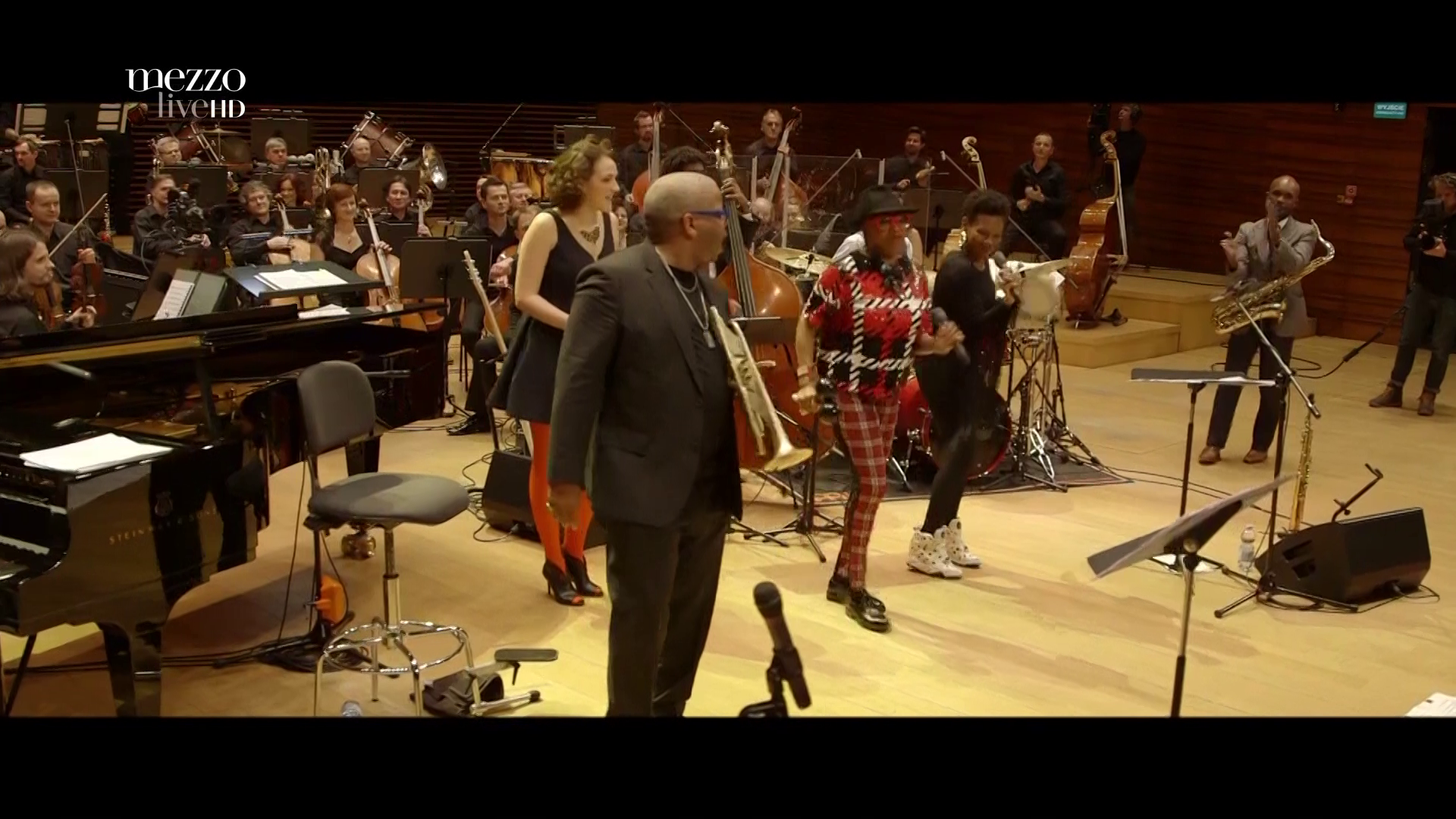 2016 Terence Blanchard 5tet - The Movie Music Of Spike Lee & Terence Blanchard - Lotos Jazz Festival  [HDTV 1080i] 5
