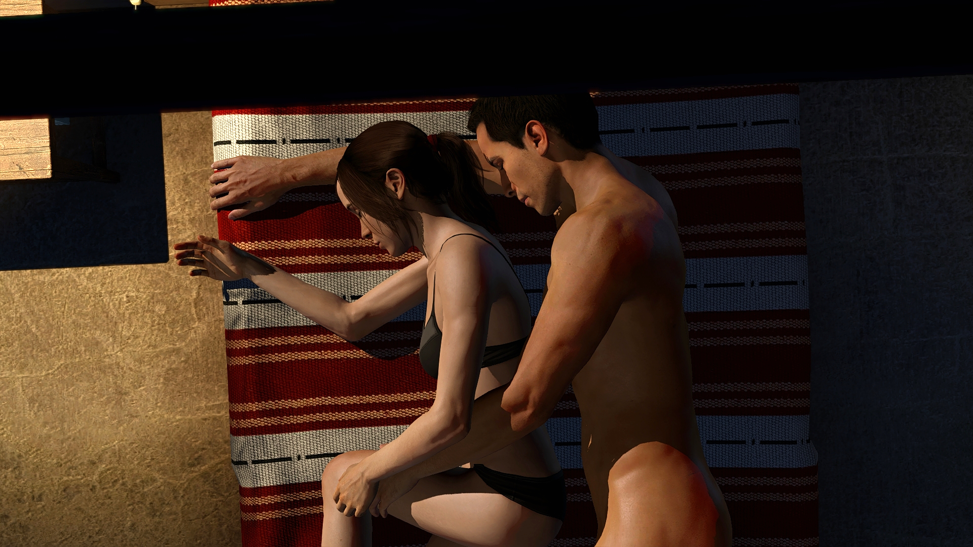 The worst sex scenes in gaming