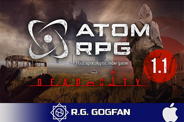ATOM RPG: Post-apocalyptic indie game (AtomTeam) (ENG|RUS) [DL|GOG] / [macOS]