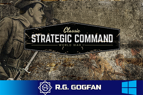 Strategic Command Classic: WWI (Slitherine Ltd.) (ENG) [DL|GOG] / [Windows]