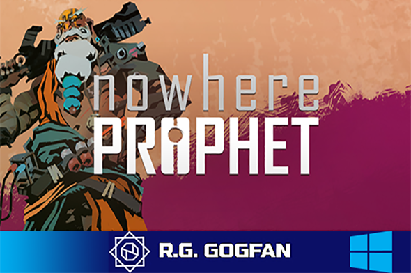 Nowhere Prophet (No More Robots) (ENG|GER|MULTI4) [DL|GOG] / [Windows]