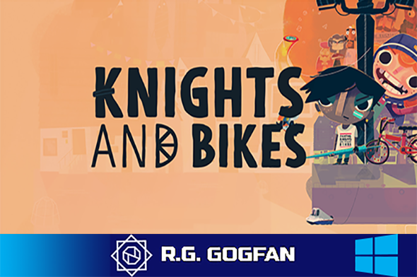 Knights and Bikes (Double Fine Productions) (ENG) [DL|GOG] / [Windows]