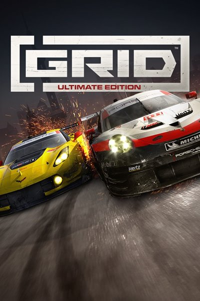 GRID: Ultimate Edition (2019/ENG/MULTi7/RePack by xatab)