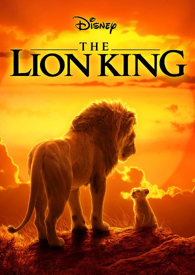 Король Лев / The Lion King (2019) HDRip | КПК | iTunes