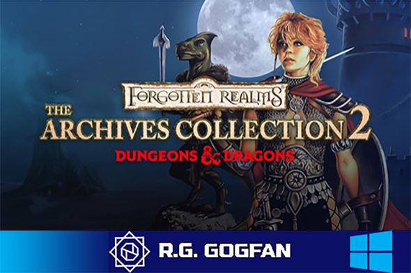 Forgotten Realms: The Archives Collection Two (GOG) (ENG|GER) [DL|GOG] / [Windows]