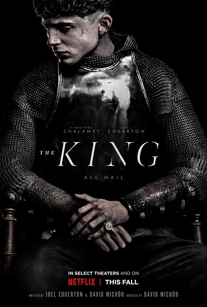 Король / The King (2019) WEB-DL 1080p | Пифагор