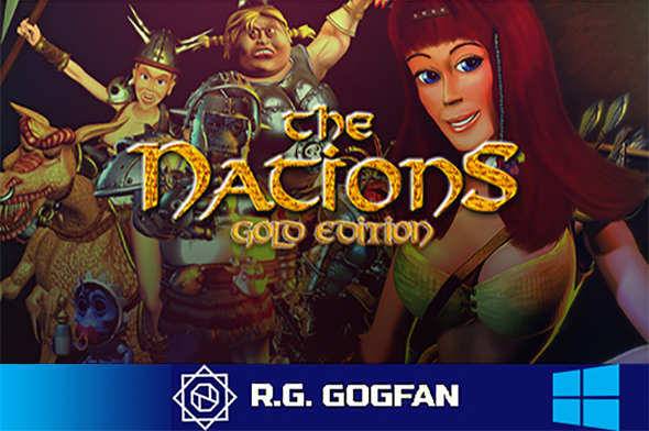 The Nations Gold Edition (THQ Nordic GmbH) (ENG) [DL GOG] / [Windows]