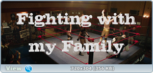 Борьба с моей семьей / Fighting with My Family (2019) BDRip от HQ-ViDEO | D | Лицензия