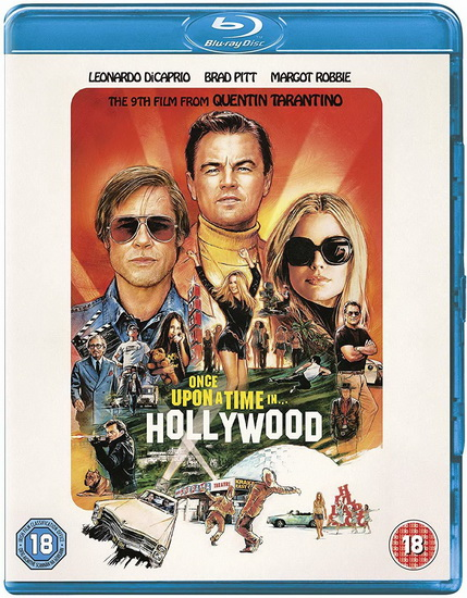Однажды в… Голливуде / Once Upon a Time ... in Hollywood (2019) BDRip 720p от ExKinoRay | D, A