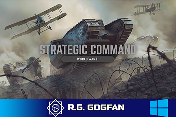 Strategic Command: World War I (Slitherine Ltd.) (ENG|GER|MULTI4) [DL|GOG] / [Windows]