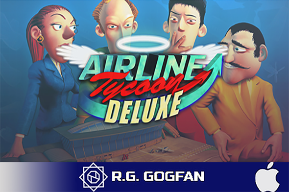 Airline Tycoon Deluxe (HandyGames) (ENG GER FRE) [DL GOG] / [macOS]