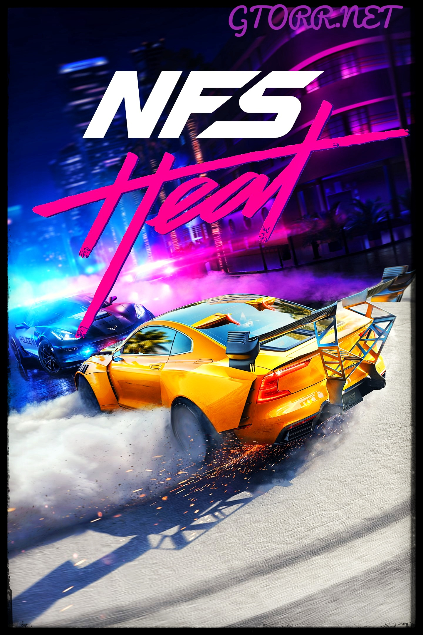 Need for Speed: Heat - Deluxe Edition  | ლიცენზია