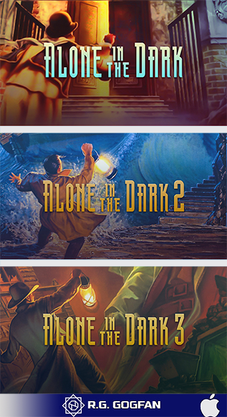 Alone in the Dark: The Trilogy (THQ Nordic GmbH) (ENG|GER|MULTI5) [DL|GOG] / [macOS]