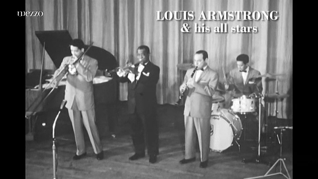 1959 Louis Armstrong & His All Stars - Jazz Legends (2016) [SD] 4