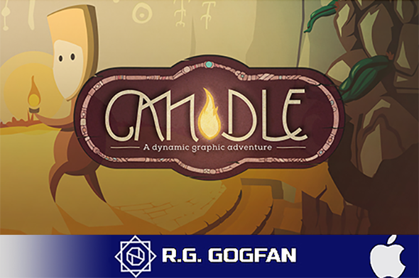 Candle (Daedalic Entertainment) (ENG|RUS|MULTI5) [DL|GOG] / [macOS]