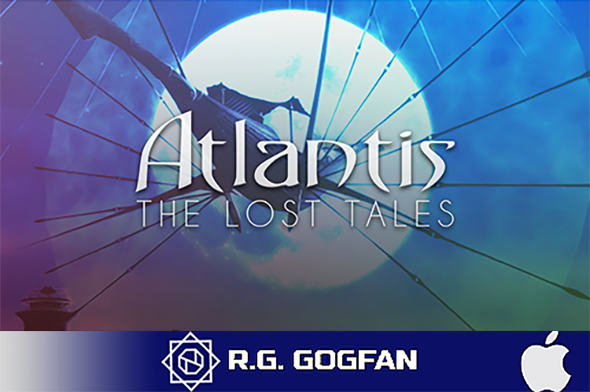 Atlantis: The Lost Tales (Microids) (ENG|GER|MULTI5) [DL|GOG] / [macOS]