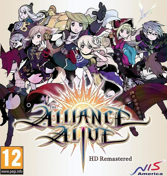 The Alliance Alive HD Remastered (2020/ENG/MULTi4)