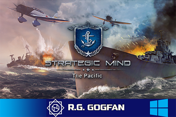 Strategic Mind: The Pacific (Starni Games) (ENG|RUS|MULTI7) [DL|GOG] / [Windows]