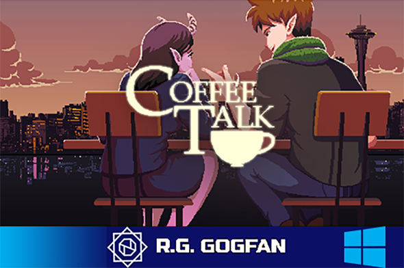 Coffee Talk (Toge Productions) (ENG|RUS|MULTI11) [DL|GOG] / [Windows]