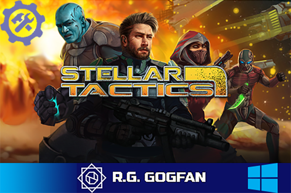 Stellar Tactics (Maverick Games) (ENG) [IN DEV] [DL|GOG] / [Windows]