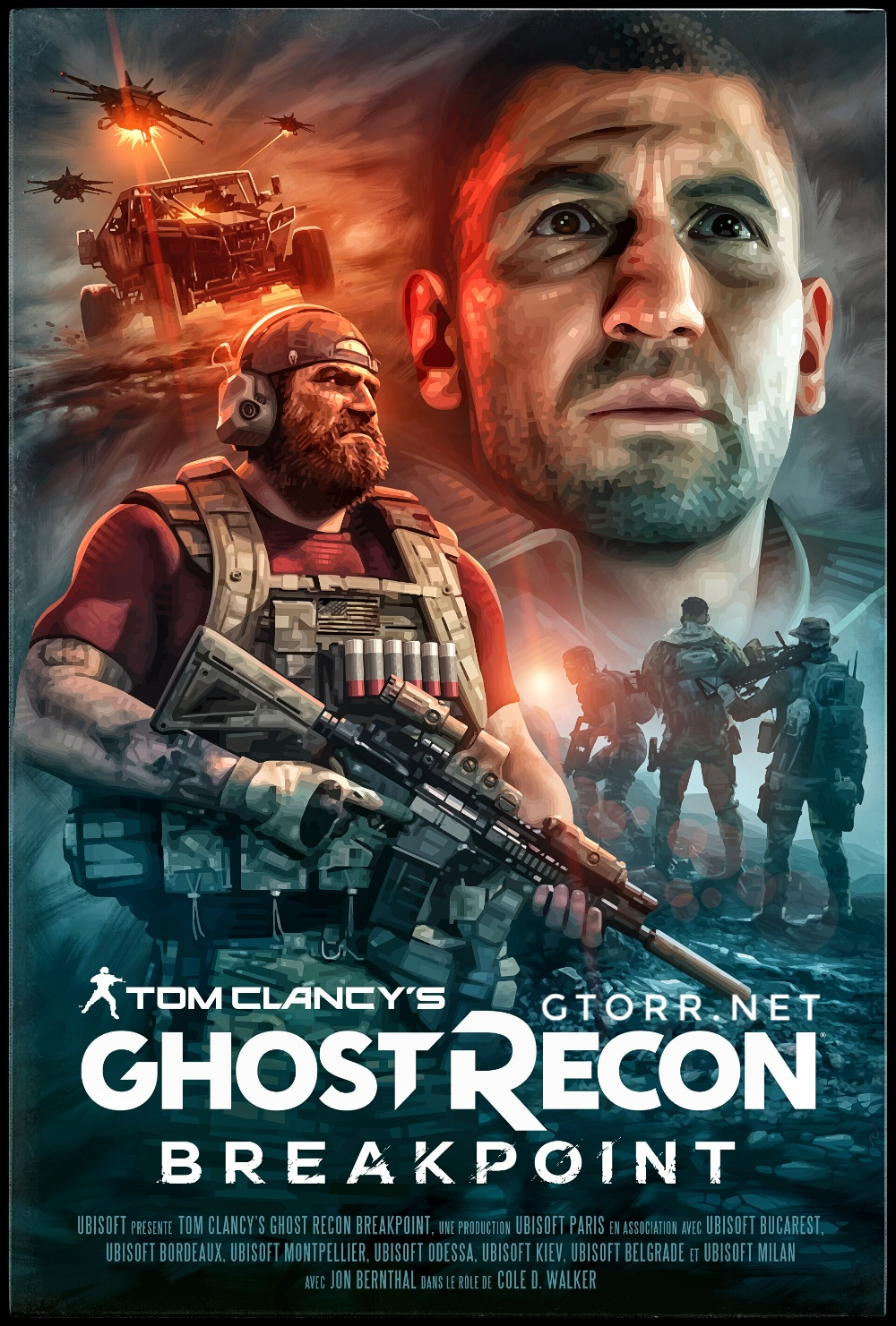Tom Clancy's Ghost Recon Breakpoint | Bypass Full Version