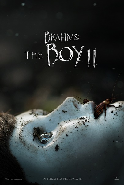 Кукла 2: Брамс / Brahms: The Boy II (2020) WEB-DLRip от k.e.n & MegaPeer | D | iTunes